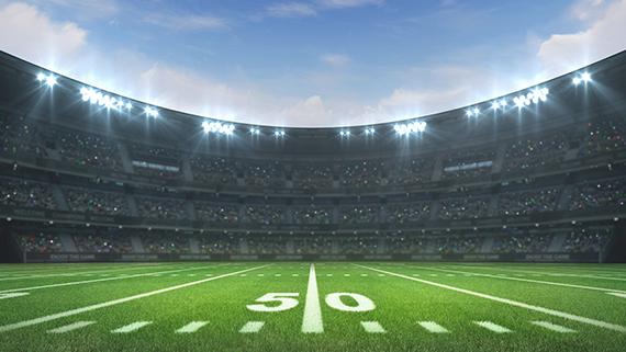 AT&T Stadium in Texas