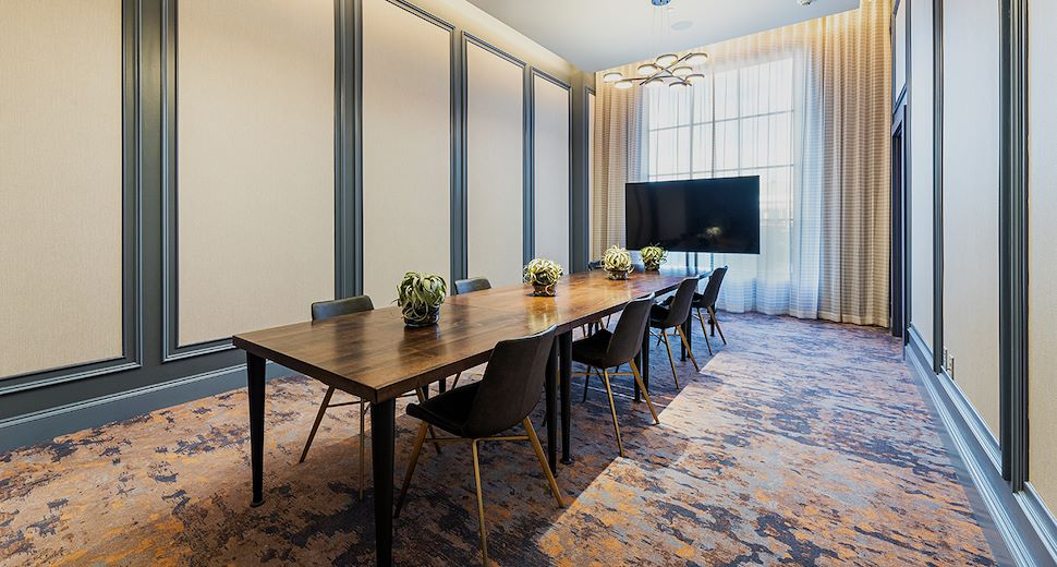 Lobby Level Meeting Rooms