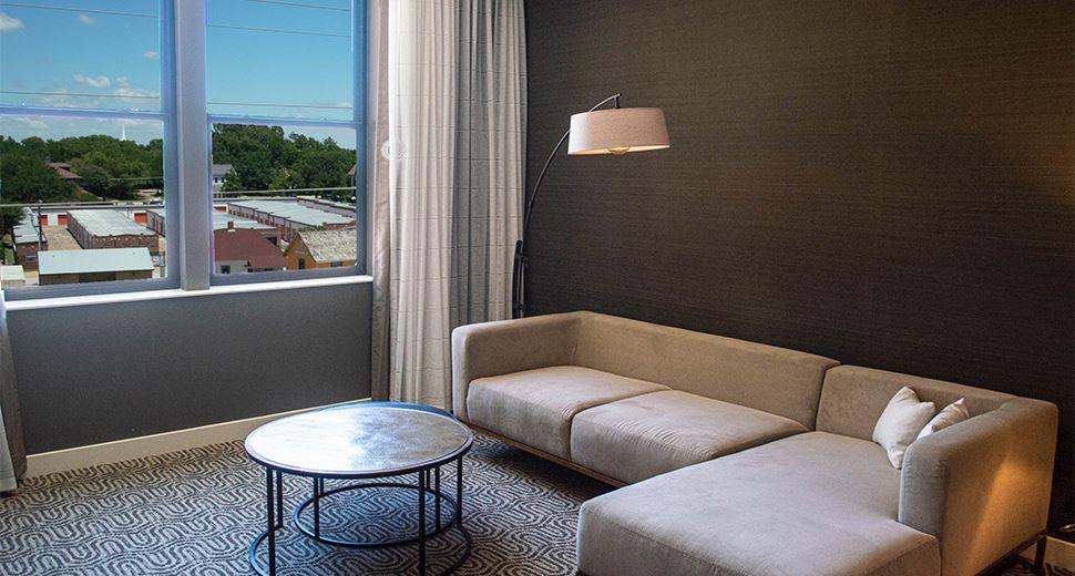 Premier Suite at Hotel VIN, Autograph Collection,Grapevine